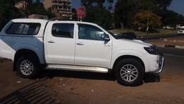 2013 Toyota Hilux 3.0 D4D for sale