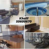 Fintas - Sea View Fully & Semi furnished 2 BR with Balcony