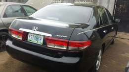 Super Clean 03 Honda Accord (registered) for sale #900k