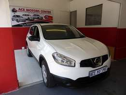 2012 Nissan Qashqai 1.6 For R14000 Negotiable