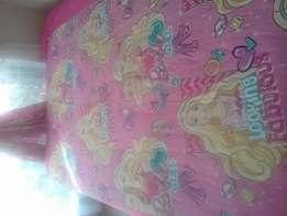 Barbie bedding