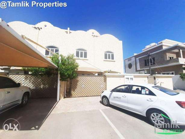 Spacious 4+1 Maid's bedroom Villa for Rent in Al Mawaleh North| 152GM