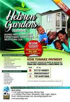 Hebron Gardens..Great deal by Free trade Zone