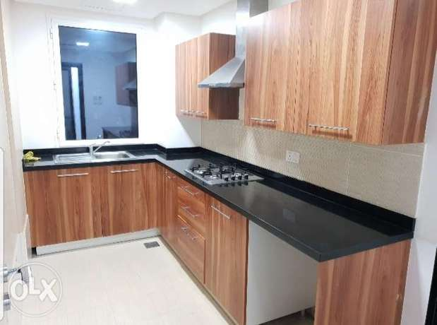 spacious Two BHK flat in Hidd semi furnished with central Ac