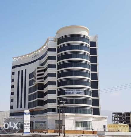 Nice offices different space for rent in raya tower located in ghala