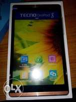 Tecno 8H with 5100mah battery for sale clean and working perfectly