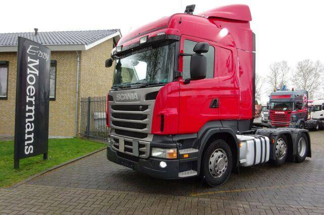 Scania R440 Highline 6x2/4 Twinsteer - 2013 - image 3