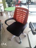 A-W Office High Quality Mesh Chair(New)