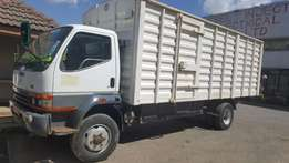 10 ton Truck For Hire. FH 215 Available