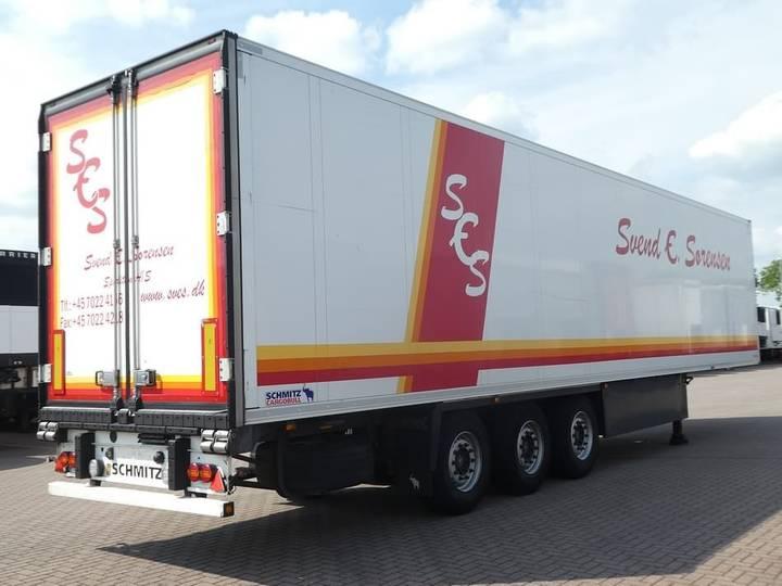 Schmitz Cargobull DOPPELSTOCK PALLETBO scb frigo lift axle - 2015 - image 4