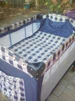 Camping cot for sale.