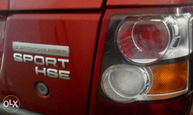 Brand new red Range Rover Sport KCN for sale at Mombasa Island Mombasa Island - image 2