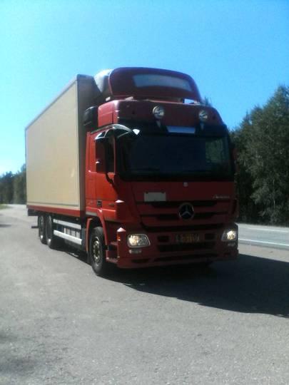 Mercedes-Benz Actros 2544 L - 2011