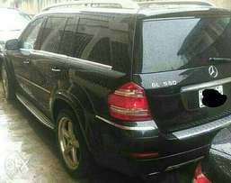 2009/2010 Mercedes-Benz GL550 SUV with AMG Kit **Neat Nigeria used