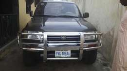 Carefully Used Toyota 4Runner Jeep 2001 Model For Sale