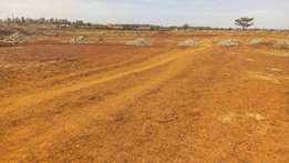 Own a piece of land at Tola along Thika road