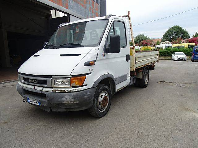 Iveco DAILY 35C9 - 2002