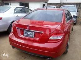 Clean tokunbo Mercedes Benz c300 4matics