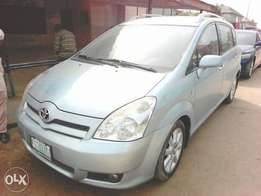 Toyota corolla with 3seaters