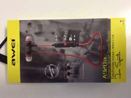 awei A920BL Bluetooth sports earphones - make an offer