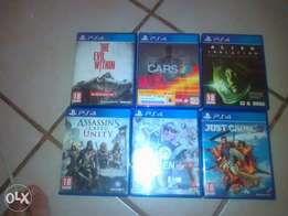 Looking for ps4 games
