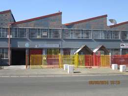 265m² Industrial Property to rent in Heriotdale, Germiston.