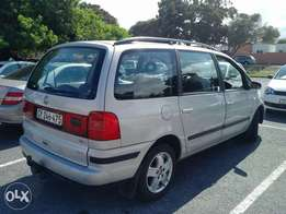 VW Sharon Turbo Petrol engine 7 seater / 5 doors / ABS breaking