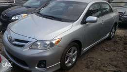 Direct Tokunbo Toyota Corolla Sport, 2012, Very OK