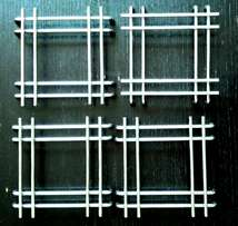 Hot plate holders