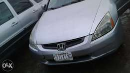 Automatic Honda Accord 2005 EOD