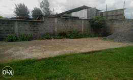 On sale;An apartment for sale in Ongata Rongai.