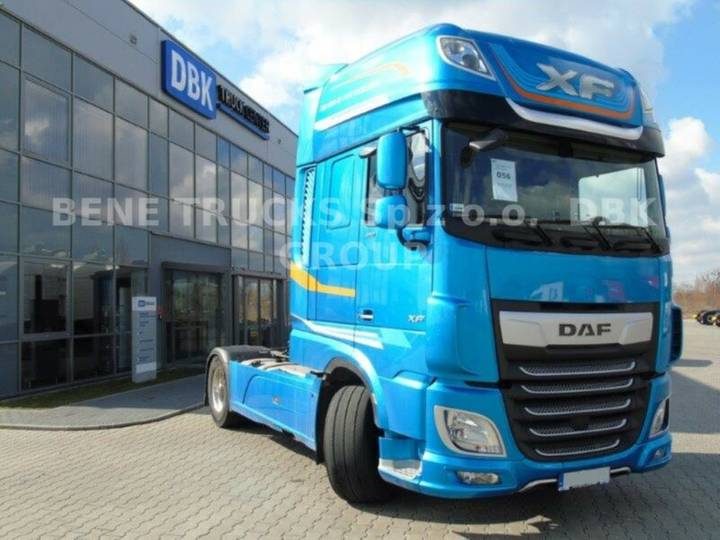 DAF XF 480 FT WELL EQUIPPED 2017 - 2017