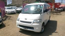 Toyota townace new import 2009 model