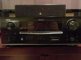 Denon AVR-1709 7.1-Channel Receiver (Multi-Zone)
