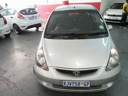 2004 Honda Jazz 1.4, Color Silver, Price R55,000.