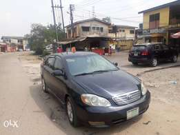 Toyota Corolla 2004 for sell in Portharcourt