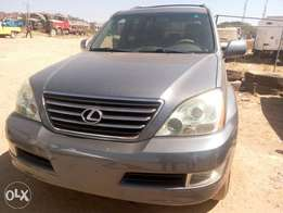 Tokumbo Lexus jeep Gx 470,2007 model