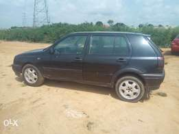 Clean Volkswagen golf 3 with grade V6 engine and AC working for sale