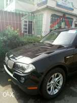 2010 BMW X3 tokunbo clean title