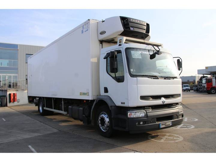 Renault PREMIUM 270.19 DCI + Carrier +Zepro 2000kg - 2006 - image 3