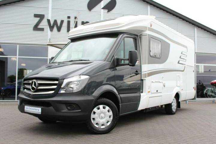 Hymer | ML-T 560 | automaat | EURO 6 navi | came - 2017