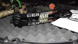 Compound Bow Bear Crux For Sale!!!