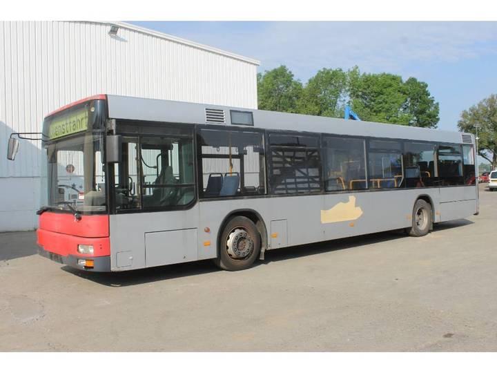 MAN A21 Lijnbus - 2002
