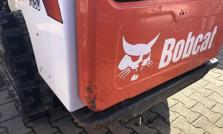 Bobcat T450 - 2016