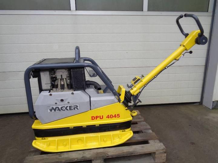 Wacker Dpu4045 - 2006