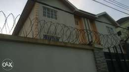 A 4 bedroom duplex in igbo-efon 2m