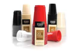 Anaasa plastic party cups