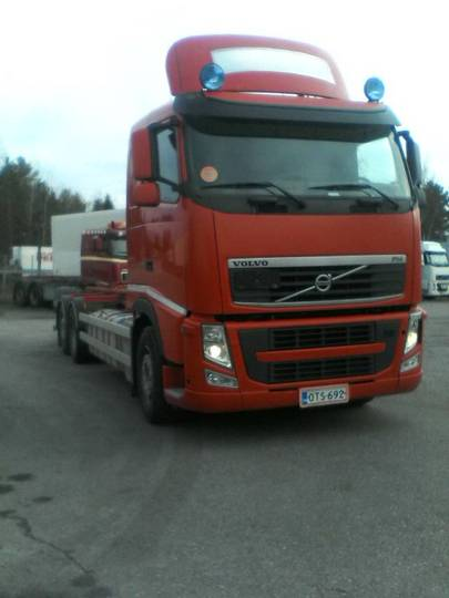 Volvo Fh13 - 2013