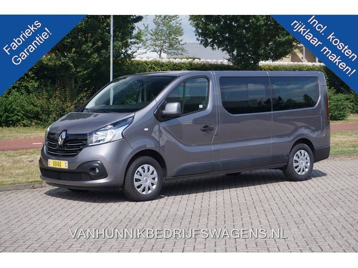 Renault Trafic Passenger Grand Combi 125PK 9 persoons Airco, Crui... - 2018