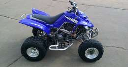 Yamaha raptor 660cc !!! a must have !!!